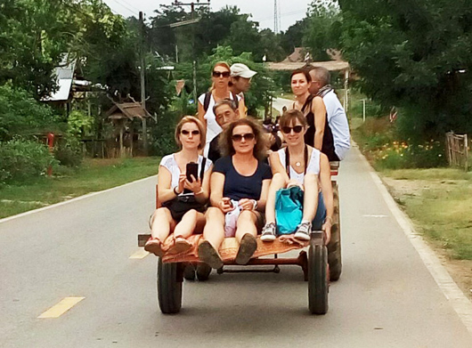 loei and trang tour